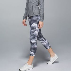Lululemon Wunder Under Crop II Leggings 6